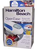Hamilton Beach - Open Ease - Automatic Jar Opener Grip For Many Sized Lids