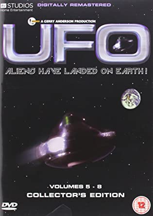UFO - Volumes 5-8 Collector's Edition [DVD] [1970]: Amazon