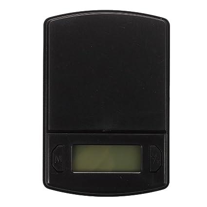 SODIAL(R) 600g * 0.1g Mini Bascula Balanza de bolsillo balanzas electronicas