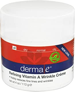 product image for Derma E Refining Vitamin A Creme - 4 oz