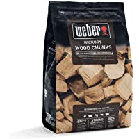 Weber Wędzenie drewniane chunks, HIKORA
