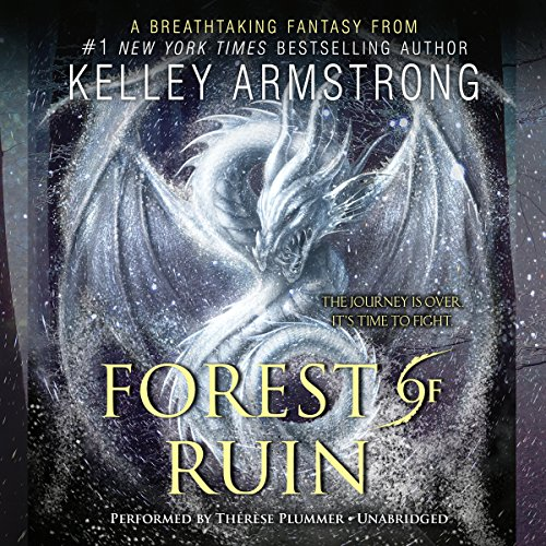 Forest of Ruin  (Age of Legends Trilogy, Book 3) (The Age of Legends Trilogy) by HarperCollins Publishers and Blackstone Audio