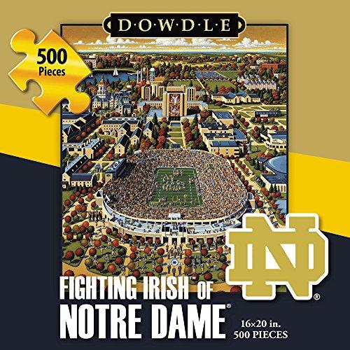 Jigsaw Puzzle - University of Notre Dame Fighting Irish-ND-500 Pc