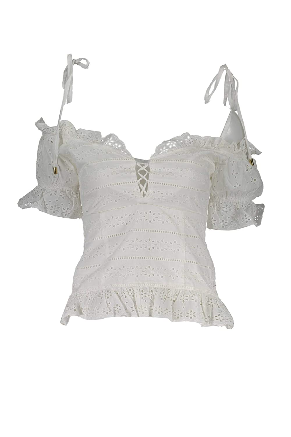 Guess Top-Blusa Donna Isotta W92H0CWBK90