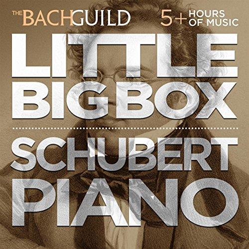 Little Big Box of Schubert Piano
