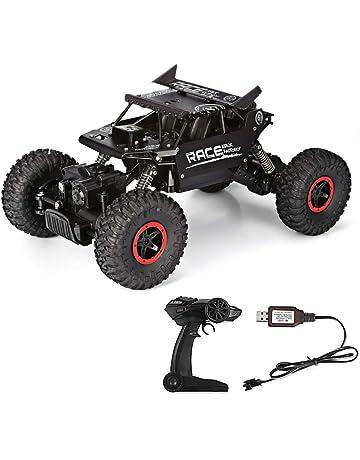 1:18 RC Coche 4WD Teledirigido Remote Control Alta Velocidad 2.4GHz 12km/h