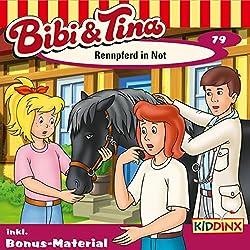 Rennpferd in Not (Bibi und Tina 79)