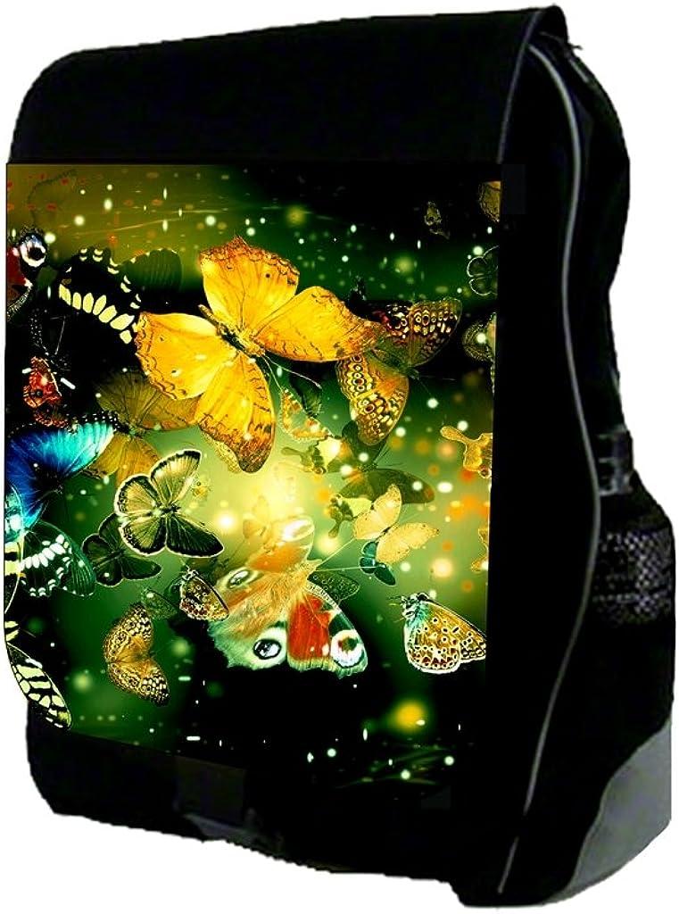 Butterfly Fantasy TM School Backpack