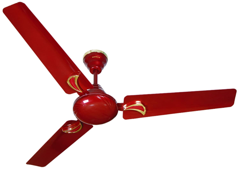 Buy havells fiesta 1200mm 68 watt ceiling fan wine red online at buy havells fiesta 1200mm 68 watt ceiling fan wine red online at low prices in india amazon aloadofball Gallery