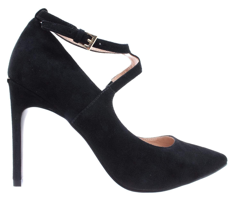Liu Jo Jo Jo Damen Pumps Schuhe Lola 16 Decollete Wildleder