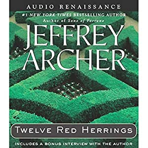 Twelve Red Herrings Audiobook