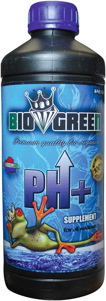 Fertilizante PH+ Especial para Cultivos de Cannabis y Marihuana. Mejora su Crecimiento y Floración. No Sulfurada. Producto CE. 1 LITRO