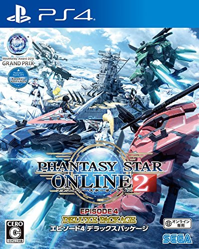 Phantasy Star Online 2 Episode 4 deluxe - America Shop Online