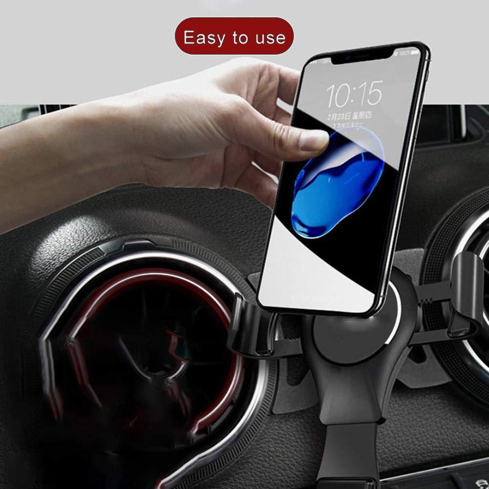 mbition Supporto Magnetico del Telefono Cellulare dellautomobile per Audi A3 S3 Sostegno Magnetico di Navigazione del Telefono Supporto del Telefono dellautomobile