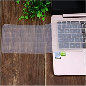 Compatible for Acer Swift SF113 S5 371 SF514 SF5 Swift 5 Swift 3 Aspire S13 14 SF314 Spin 5 13.3'' Laptop Keyboard Cover Skin Protector,Clear