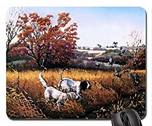 Autumn Mouse Pad, Mousepad (10.2 x 8.3 x 0.12 inches)