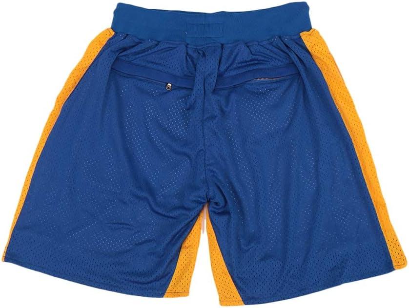 Mens Crenshaw McCall Movie Basketball Shorts Sports Pants Stitched