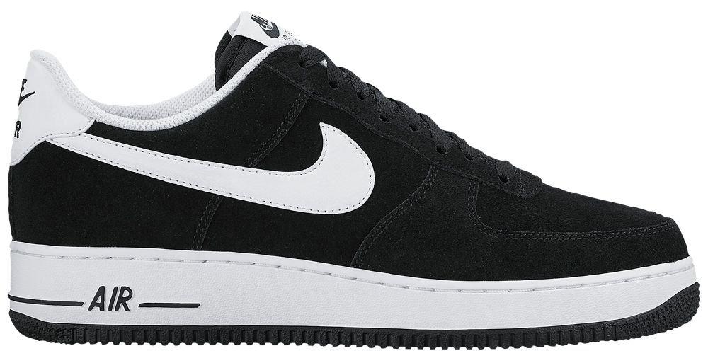 [ナイキ] Nike Air Force 1 Low - メンズ バスケット [並行輸入品] B0719SRVNN US08.5 ブラック/ホワイト