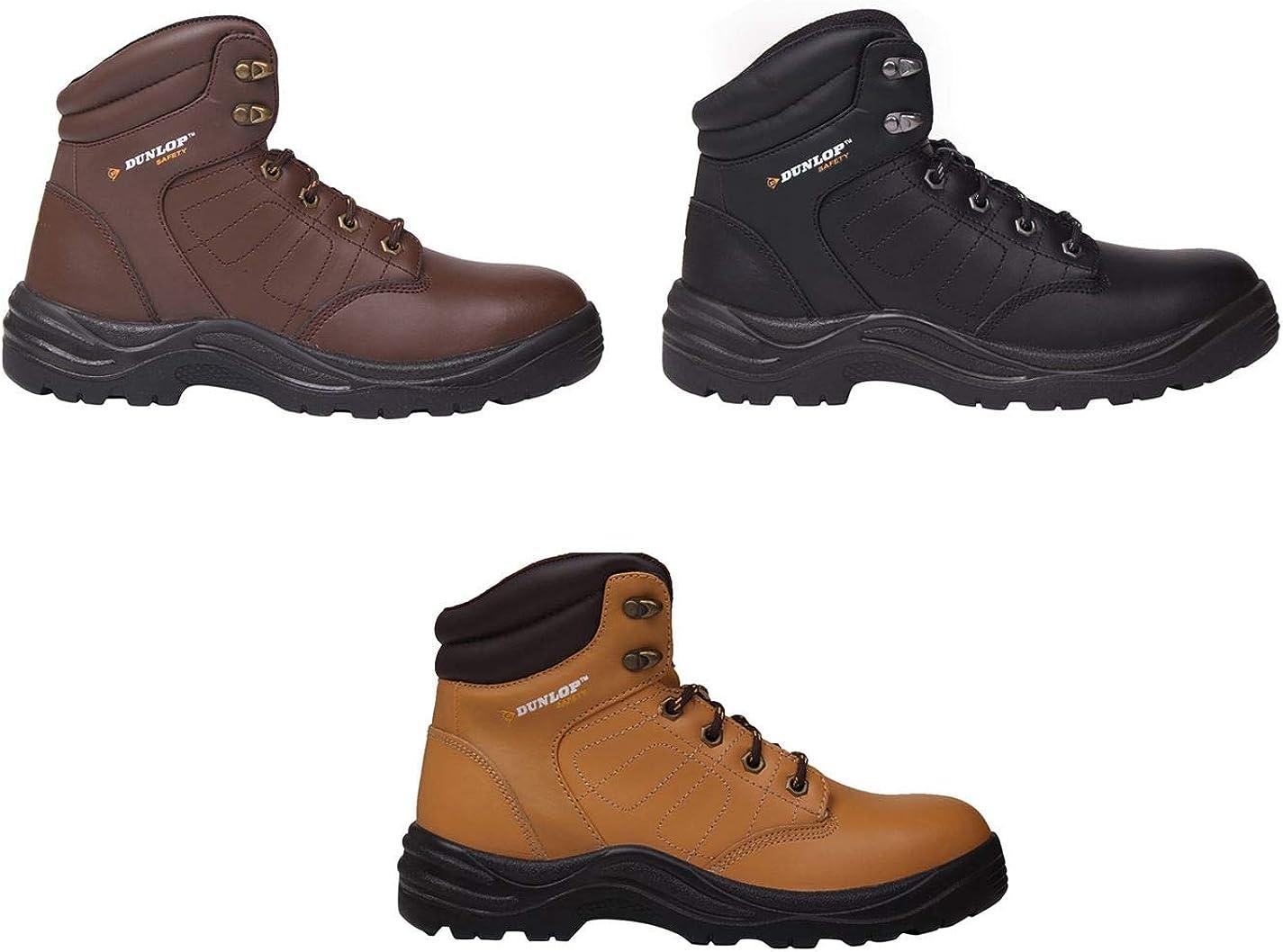 Official Brand Dunlop Dakota Steel Toe