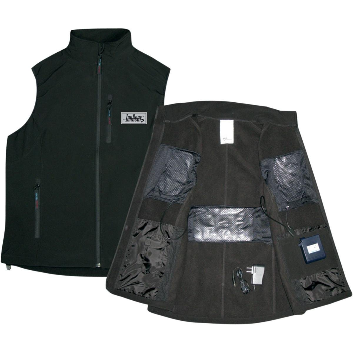 IonGear 5627 Battery Powered Heated Vest, Medium