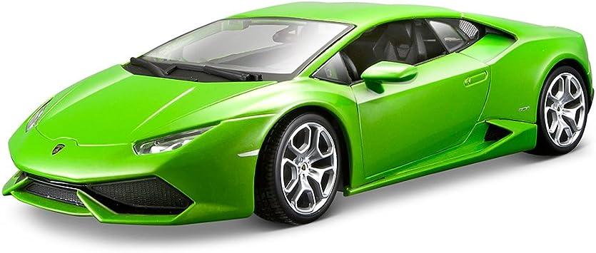 Lamborghini Huracan LP610-4 2014 grün metallic Modellauto 1:24 Maisto