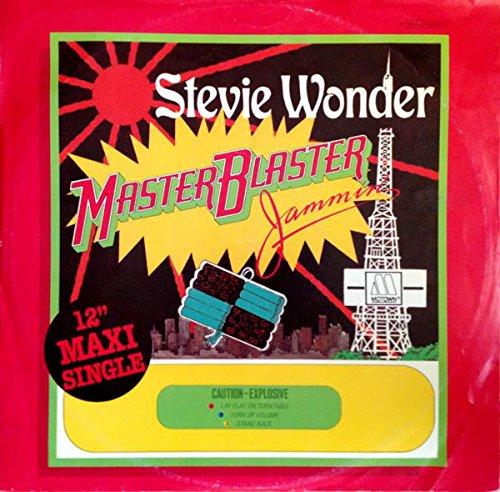 Stevie Wonder – Master Blaster Label: Motown – 1C 052-64 076YZ Format: 45 RPM Maxi 12