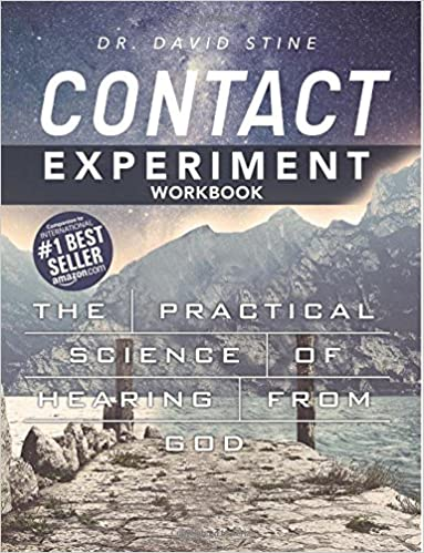 Book Contact Experiment Workbook: 40 Days of Hearing from God Workbook