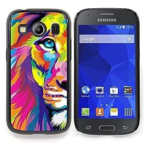"Planetar ( Fluido Agua Dinámica Rosa Blanco"" ) Samsung Galaxy Ace Style LTE/ G357 Fundas Cover Cubre Hard Case Cover"