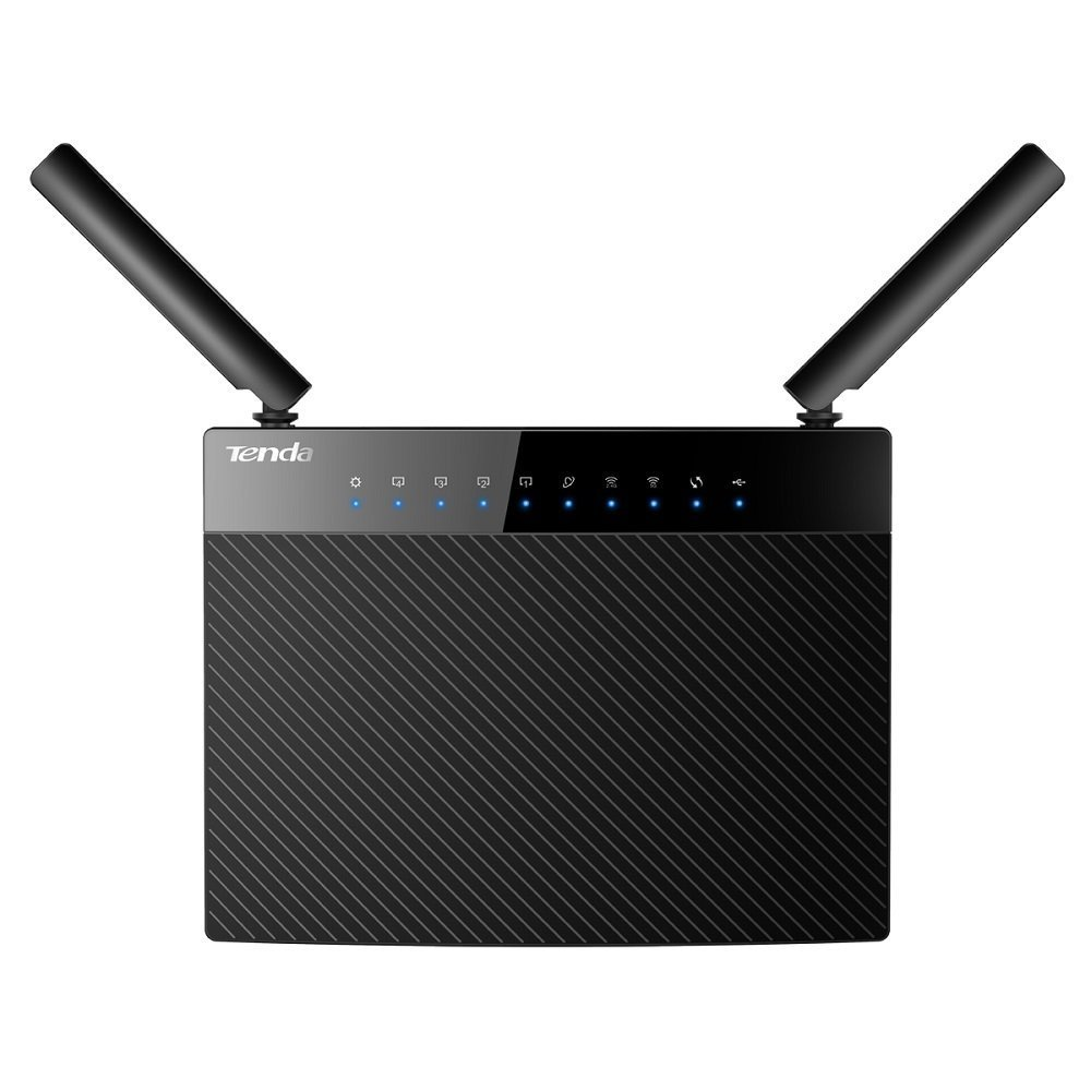 Tenda AC9 AC1200 Smart Dual Band Gigabit WiFi Router product image
