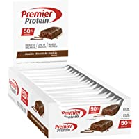 Premier Protein Bar 50% Double Chocolate Cookie Barritas