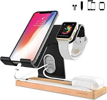 LAMEEKU Apple Watch/Cell Phone Stand