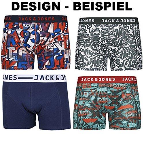 3b2bd2519a49 Jack   Jones - Boxer - Homme Multicolore Multicolore  Amazon.fr  Vêtements  et accessoires