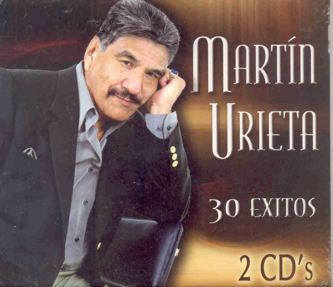 MARTIN URIETA - 30 EXITOS DE MARTIN URIETA - Amazon.com Music