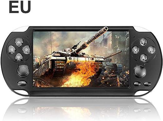 Consola de Juegos portátil liuxi X9-s 8G Pantalla Colorida Retro ...