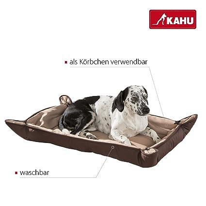 KAHU® Cama para Perros I Perros I de Techo para Perros y Gatos I 2