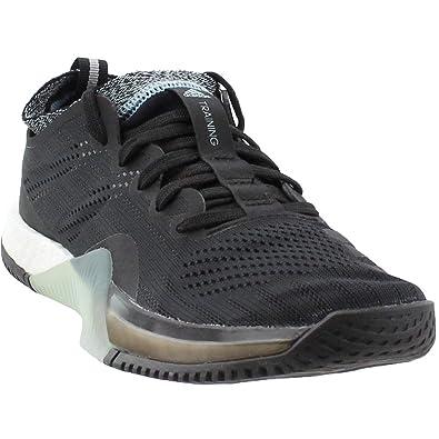 wholesale dealer 3aa7e b263c adidas Crazytrain Elite Shoe - Womens Training 5 Core BlackAsh Grey