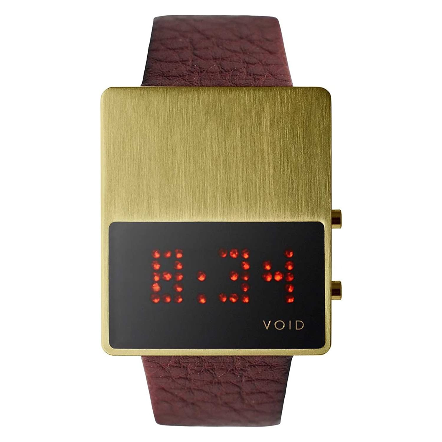 VOID Watches V01LED Gold & Black