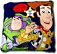 Disney Toy Story LED Light-Up Decorative Pillow