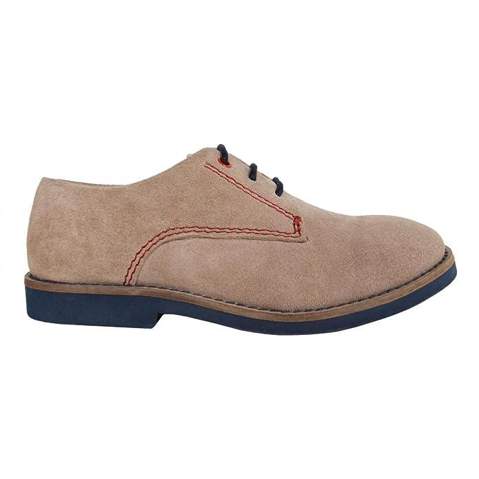 Cheiw Chaussures pour Garçon 47040 Gris-Rojo Taille 36: Amazon.fr:  Chaussures et Sacs