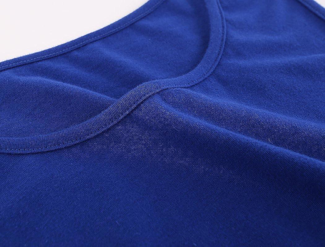 Topwhere Umstandsmode Damen Baumwolle Schwangerschafts-Shirt Still-Tank Top