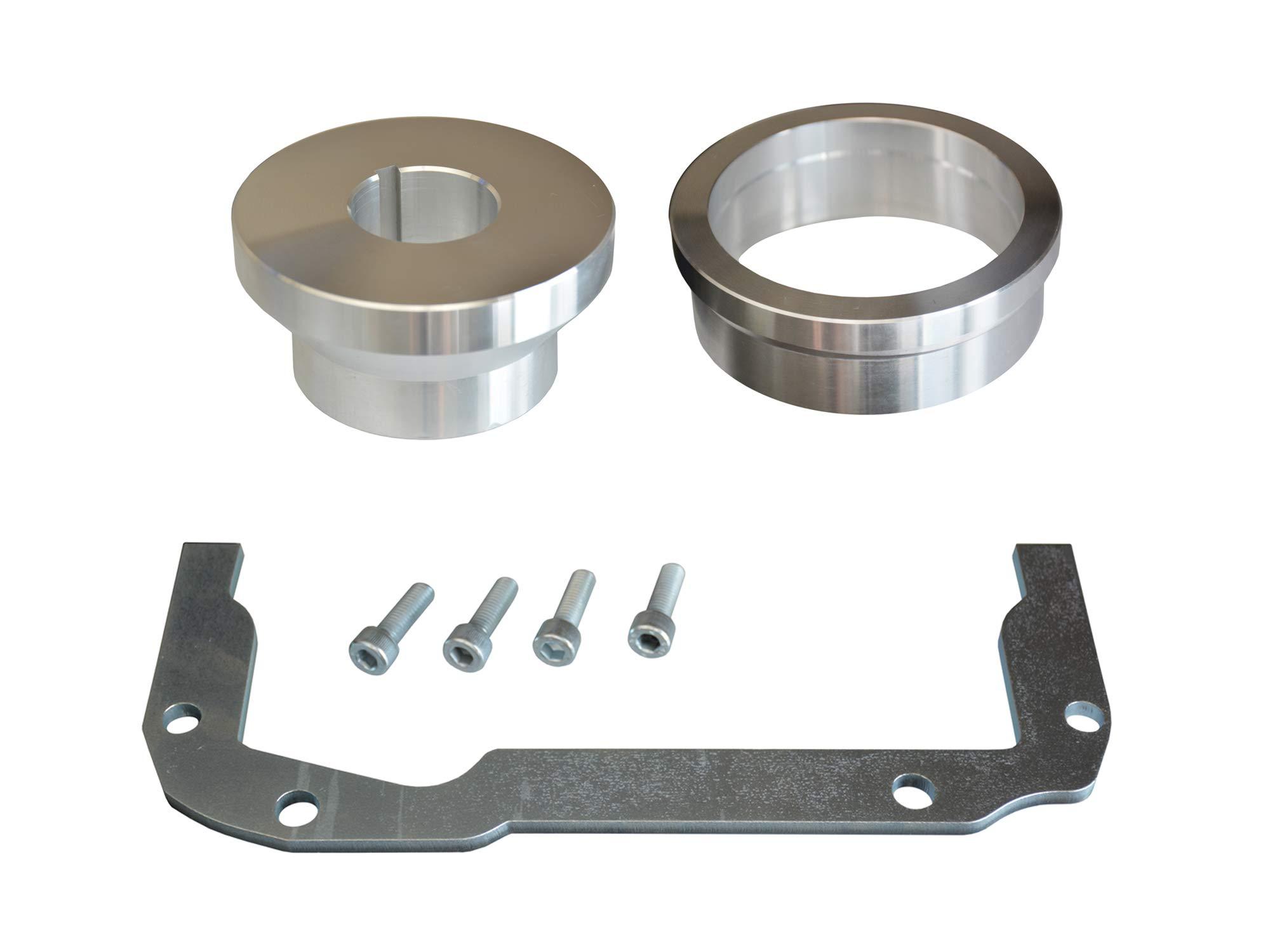TeddyTT 5046 Crankshaft Wear Sleeve Install Tool Kit Compatible with Cummins 3.9L 5.9L /& 6.7L Engines
