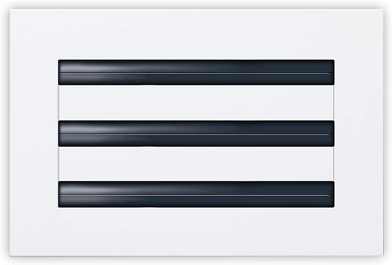 10x6 Standard Linear Slot Diffuser - AC Vent Cover - HVAC Register - Texas Buildmart