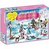 Playmobil 9008 Calendario dell'Avvento Principessa su Lago Ghiacciato