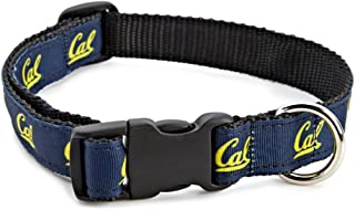 product image for NCAA California Golden Bears Dog Collar (Team Color, Small)