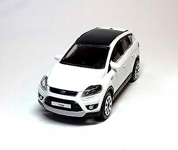 Burago Ford Kuga White Model Scale
