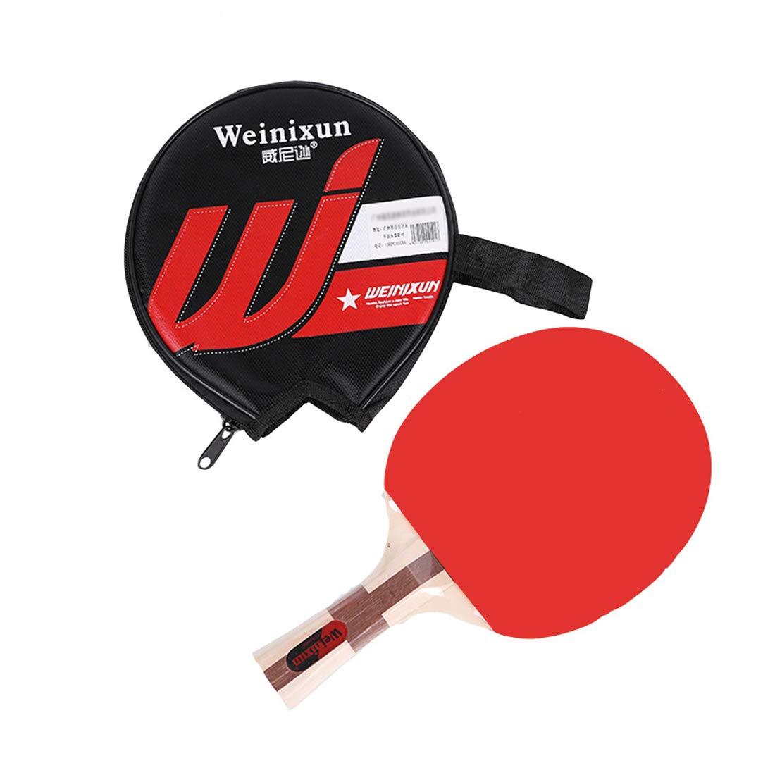 KUANDARPP Ping Pong Pala De Ping Pong Juego De Tenis De Mesa para ...