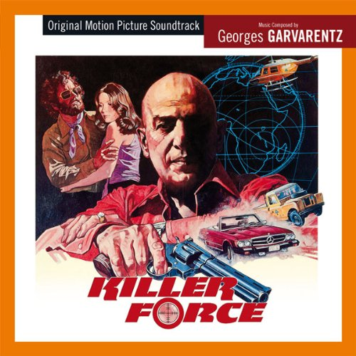 Killer Force and The Corrupt Ones, limited-edition CD