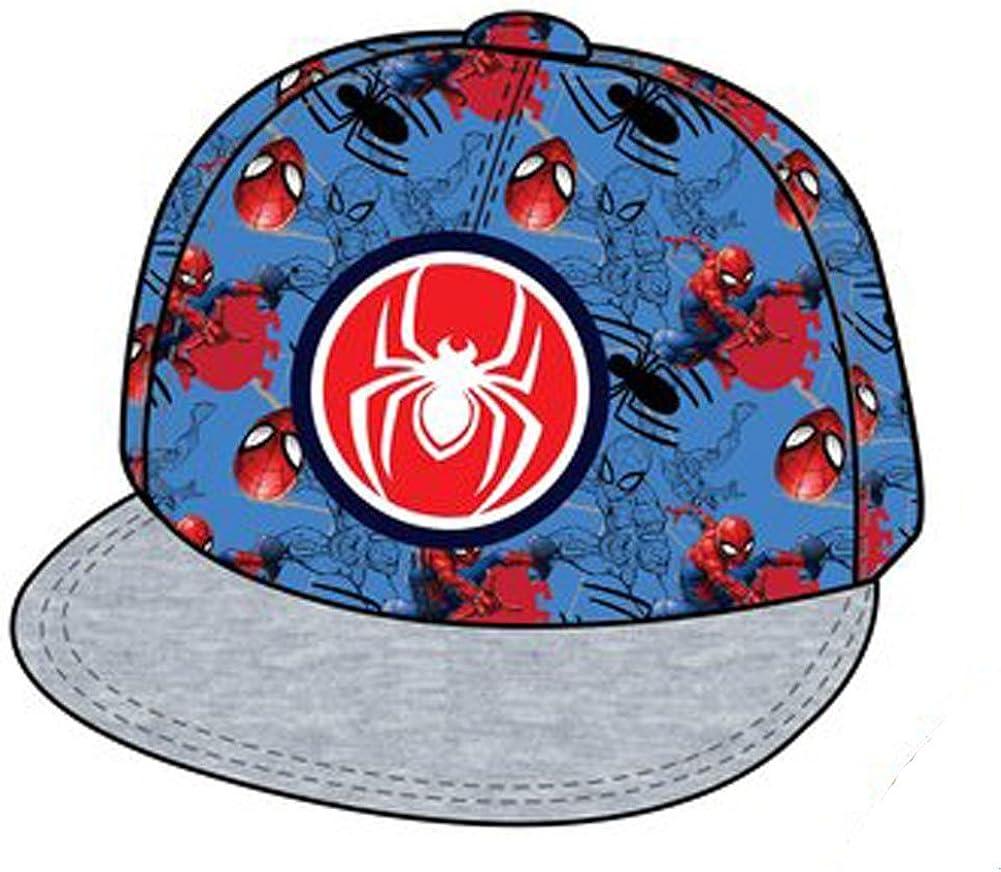 Marvel - GORRA SPIDERMAN NIÑO niños color: GRIS talla: 6 años ...