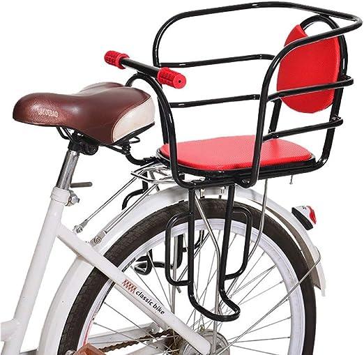 YHONG Ojín de Asiento Trasero para Bicicleta, Asiento Trasero para ...