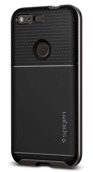 half off ea31d 3a050 Spigen Neo Hybrid Designed for Google Pixel Case (2016) - Gunmetal